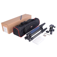 AK285C Carbon Fiber Tripod For Camera