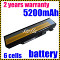JIGU Laptop Battery For Lenovo IdeaPad Y450 Y450A Y450G Y550 Y550A Y550P 55Y2054 L08L6D13 L08O6D13 L08S6D13