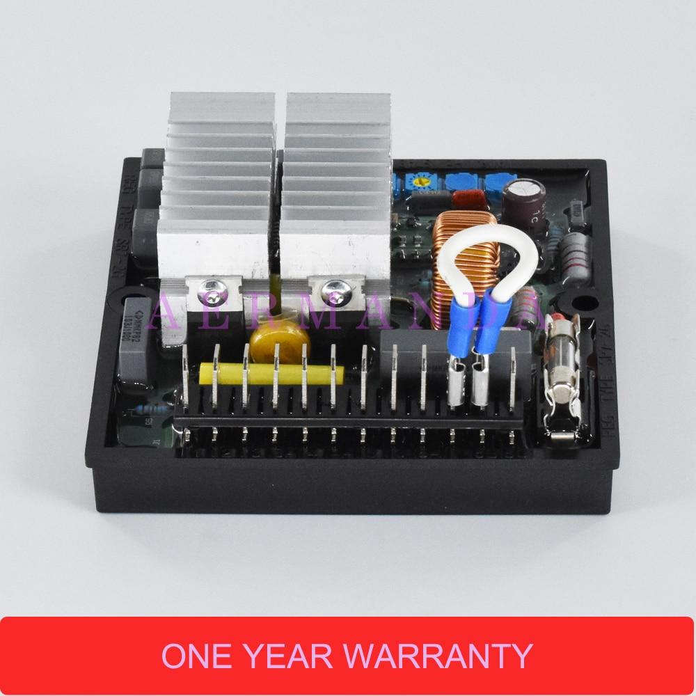 Automatic Voltage Regulator Avr Sr7 2g For Mecc Alte Meccalte Wiring Diagram 15 11 12
