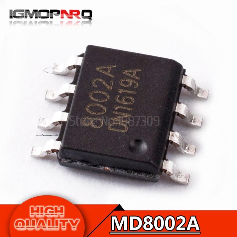 aad613018 10 pcs darmowa wysyłka MD8002A MD8002 8002A 8002 wzmacniacz audio IC może  SOP8 nowy oryginalny