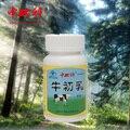 1 UNIDS 100% extracto de leche de cuidado de la salud súper calostro bovino strenthening mejorar la inmunidad del cuerpo proteína en polvo que adelgaza la cápsula