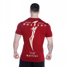 2018 New Sports clothing Gyms Tight t-shirt mens fitness t-shirt homme Running Gyms t shirt men fitness crossfit Summer tops