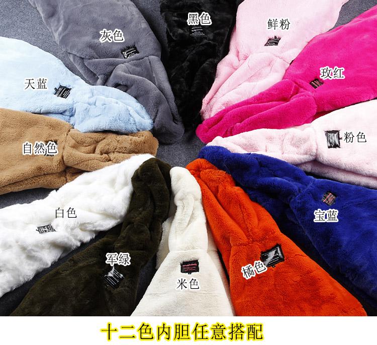 women winter parkas thick coat (7)