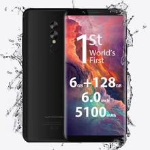 Umidigi S2 Pro 4 г смартфон Android 7.0 6 ГБ Оперативная память 128 ГБ Встроенная память 6.0 дюймов helio P25 Восьмиядерный 2.6 ГГц 13.0mp 5.0mp двойной сзади Камера GPS
