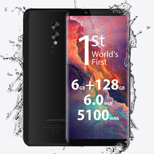 UMIDIGI S2 Pro 4G font b Smartphone b font Android 7 0 6GB RAM 128GB ROM