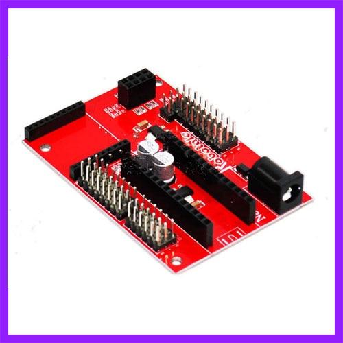 2pcs/lot Nano 328P IO Sensor Wireless Expansion Board For Arduino
