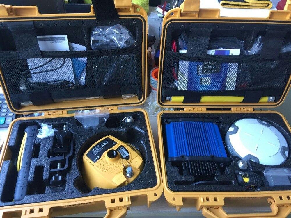 Nuevo Hola objetivo V90 GPS receptor GNSS una base y un rover carta