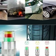 NS Modify, 4 шт./лот, манометр для автомобильных шин, монитор, индикатор, Tpms, мониторинг, колпачок, датчик, колесо, воздушный пресс, оповещение, диагностика