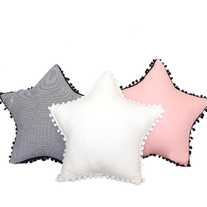 Creative Cloud Star Rabbit Seat Chair Cushion Soft Sofa Bed Pillow For Kids  Room Decor Nap