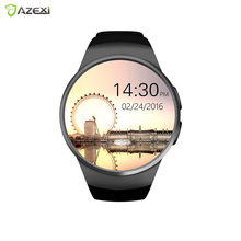 KW18 Pulse Heart Rate Monitor Smart Watch Android/IOS for sumsang s2 sony iphone