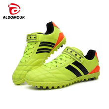 ALDOMOUR Fútbol zapatos men spike botas de fútbol zapatillas de deporte de tacón alto fútbol, calzado de fútbol botas de fútbol