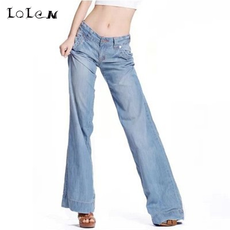 LOLEN Thin section Breathable And Comfortable Casual Wide Les