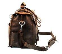 Skive Genuine Leather Duffle Bag