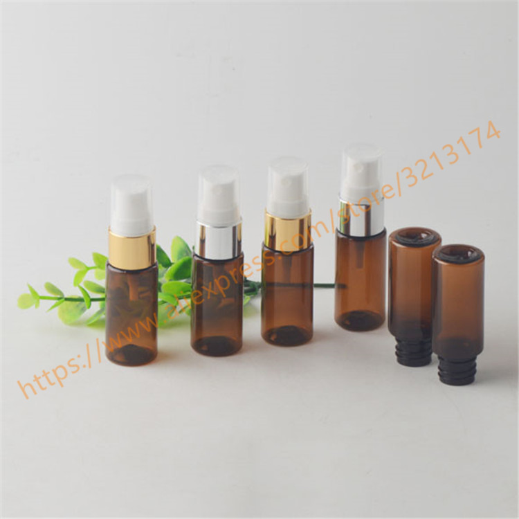 Refillable Perfume To Buy: Aliexpress.com : Buy 15ml Brown PET Travel Refillable Perfume Bottle With Aluminum Atomizer