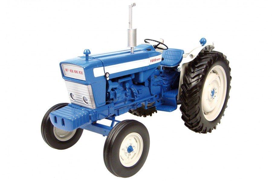 UH-2705 1:16 Ford 5000 6X Винтаж трактор игрушка