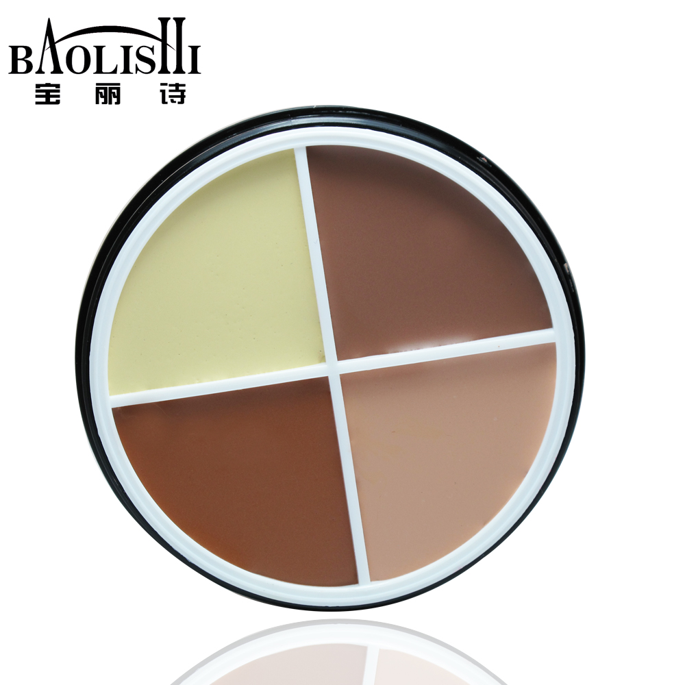 baolishi Matte imperméable Bronzer Surligneur Éclaircissant - Maquillage - Photo 5