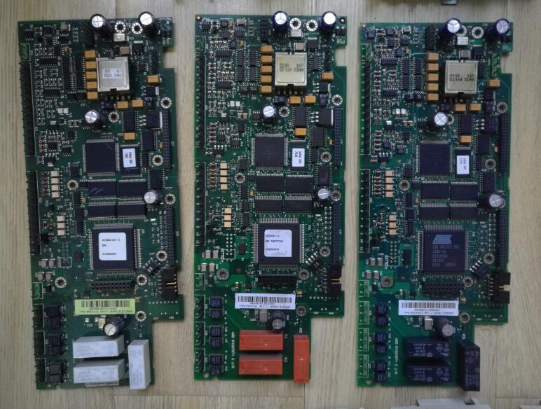 Inverter 800 series motherboard CPU board control board wiring terminal IO board  RMIO-02C