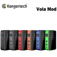 2020 Kanger Vola 100W boîte MOD Kit 2000mah batterie 1.3 pouces TFT affichage électronique Cigarette Vape convient Vola réservoir atomiseur