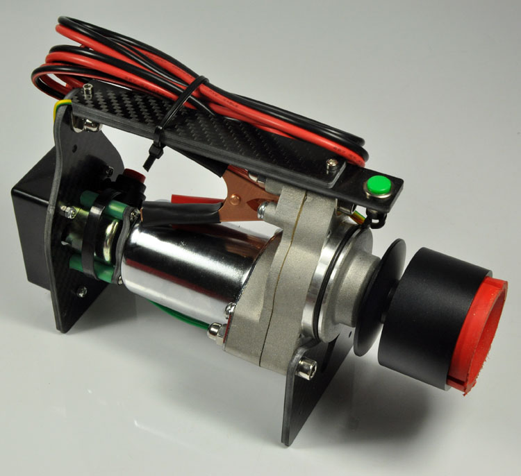 Высокое качество TOC Терминатор стартер для 20cc 80cc двигатель RC самолет запчасти