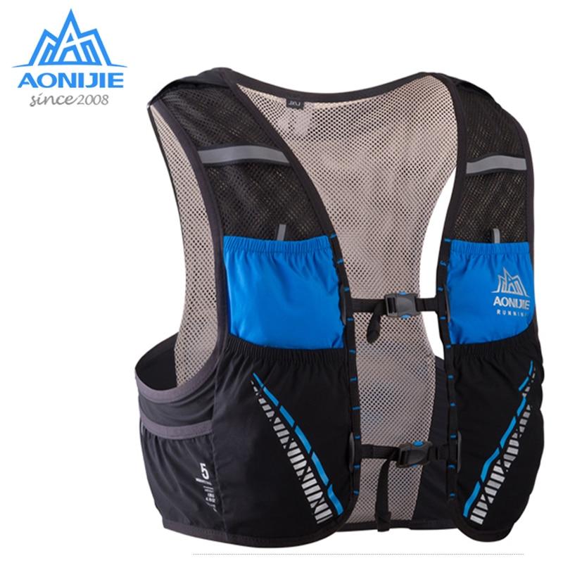 Aonijie C932 2.5l Trink Pack Rucksack Rucksack Tasche Weste Harness Wasser Blase Wandern Camping Lauf Marathon Rennen Sport
