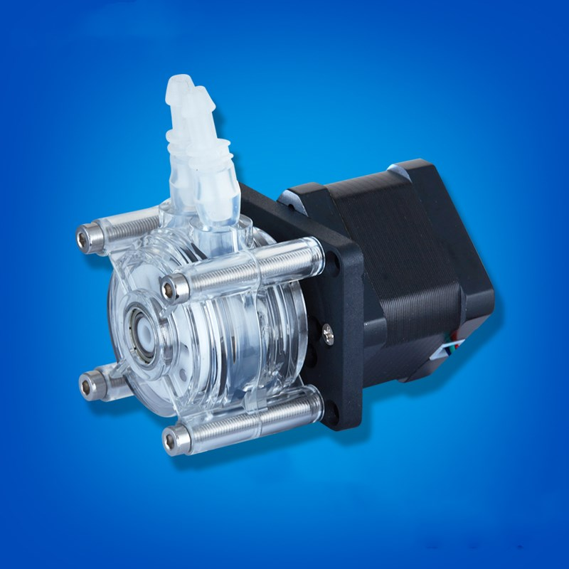 large flow rate peristaltic pump dosing pump anti corrosion vacuum pump by GROTHEN 0 to 400ml