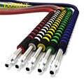 LOMINT éponge poignée narguilé tuyau en plastique Shisha tuyau coloré narguilé narguilé accessoires en gros 1.8m LM-537