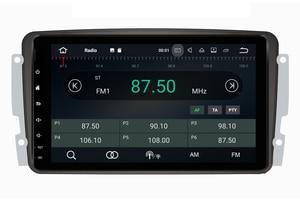 Image 4 - Octa Core Android 10.0 Auto Dvd Gps Speler Voor Mercedes Benz W209 W203 M/Ml W163 Viano W639 Vito raido Stereo Bt 4 + 32Gb Wifi Dab +