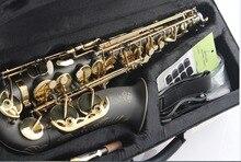 DHL free shipping France Selmer R 54 down E tone black gold Alto Sax instruments Matt