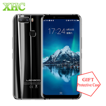 "LEAGOO S8 PRO 5.99"" Full Screen Cellphone Android 7.0 MTK6757 Octa Core 6GB+64GB Dual SIM 4G LTE Dual Back Cameras Mobile Phone"