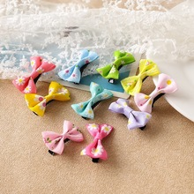 20pcs Baby Girls Clips Mini Hair Bows for Teens Infants Kids Toddlers Children Set of 10 pairs