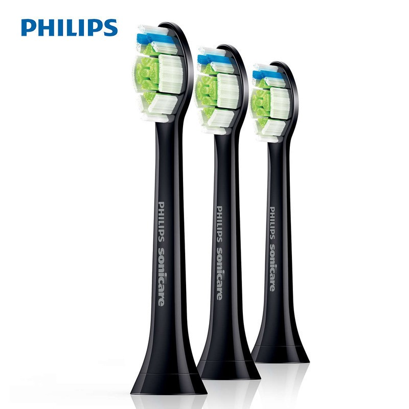 Philips HX6063/05 electric sonic toothbrush head Adapted to HX9332/HX9352/HX9362 3-pack image