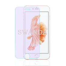 SWANDA For iPhone 7 7 Plus Tempered glass for iPhone 6 Screen protector glass for iPhone 5S 4S Protective film for iphone 6 plus