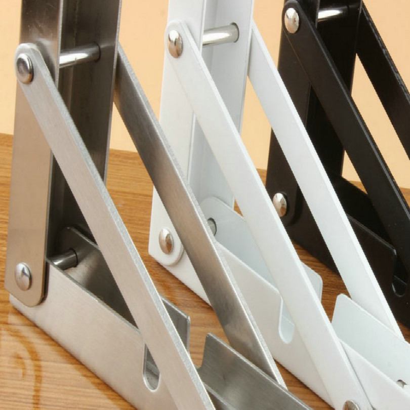 DIY steel toilet stool holder shower chair foot stool bracket shower seat rack free shipping in Bathroom Chairs Stools from Furniture