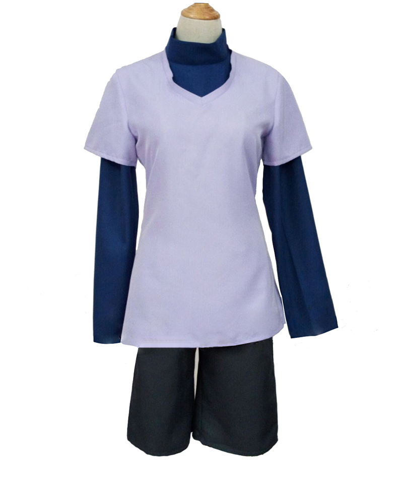 Anime Hunter x Hunter Cosplay Killua Zoldyck Costume-in ...