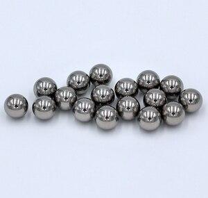 """Image 2 - Bolas de rodamiento de acero cromado de precisión G16 AISI 12,7, 50 Uds., (1/2mm) (52100 """"pulgadas), cromo endurecido"""