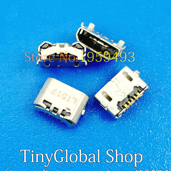 XGE New Replacement For Huawei Honor 4X 4A 4C 3X Pro Y6 USB Charger Charging Connector Dock Port Plug Top Quality