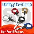 Для Ford Focus Алюминий Гонки Стиль Буксирный Крюк
