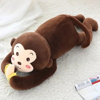 1 PC 60 cm big long bunny monkey plush toy doll animals Pillow stuffed rabbit soft doll Baby sleeping toys birthday gifts