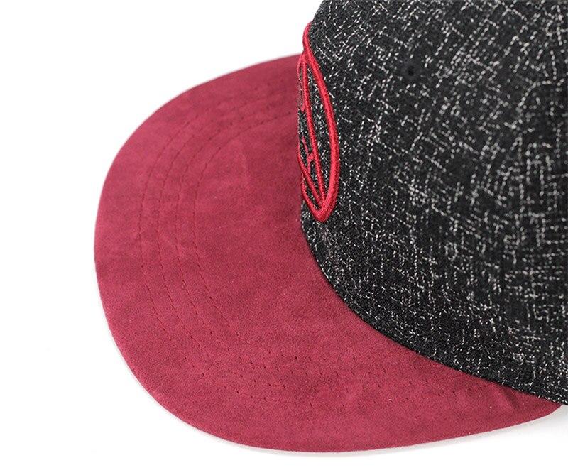 SnapBack NY triángulo redondo marca bordado gorra de béisbol ala plana hip  hop juventud gorra y sombrero para niños y niñas en Gorras de béisbol de ... 472c5b6ef44
