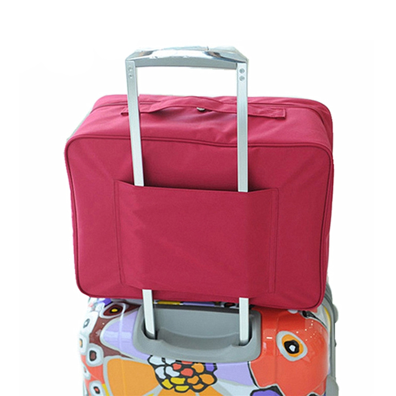4-Colours-New-Fashion-Travel-Pouch-WaterProof-Unisex-Travel-Handbags-Women-Luggage-Travel-Bag-Folding-Bags