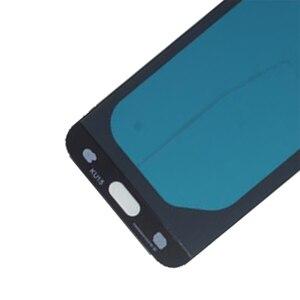 "Image 4 - 5.5 ""AMOLED לסמסונג גלקסי J7 2017 LCD תצוגת J730 J730f מגע מסך Digitizer החלפה עבור SAMSUNG תצוגת J7 פרו J730f"