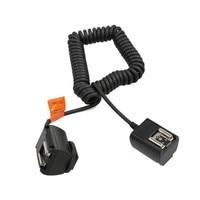 Godox TL N 3M Off Camera Flash Speedlite TTL Cable Shoe Cord For NK SB 800