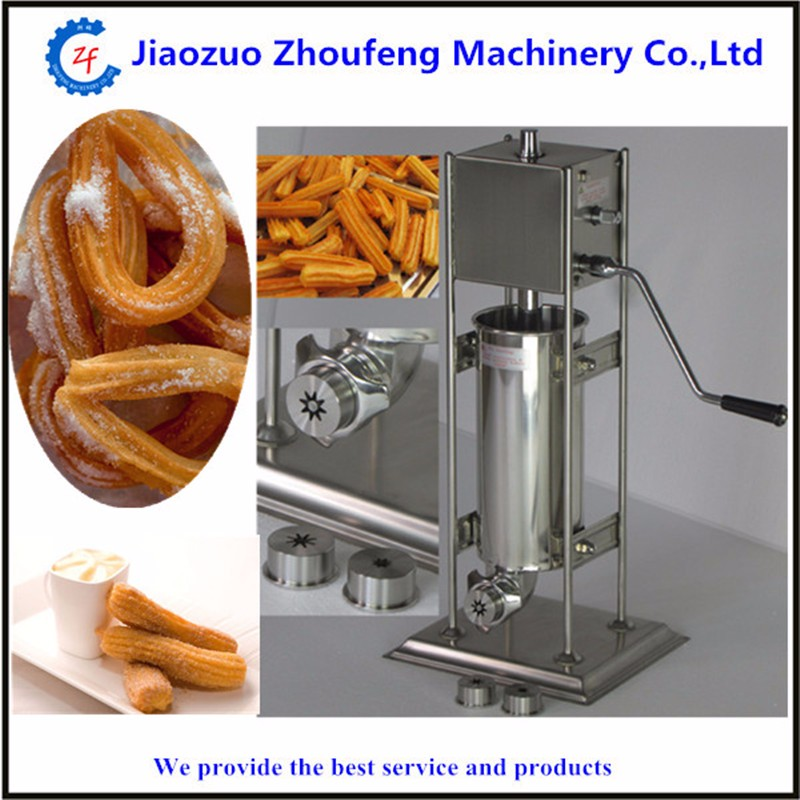 Churrera churro maker churros machine manual commercial 5l churro maker machine including 6l fryer