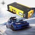 High Power 12V Petrol Diesel 16000mAh Car Jump Starter 600A Peak Car Charger 4USB Power Bank Mini Compass SOS Lights Free Ship