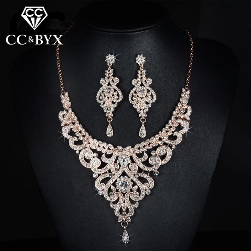 Luxus schmuck   Online Kaufen Großhandel luxus schmuck set aus China luxus schmuck ...