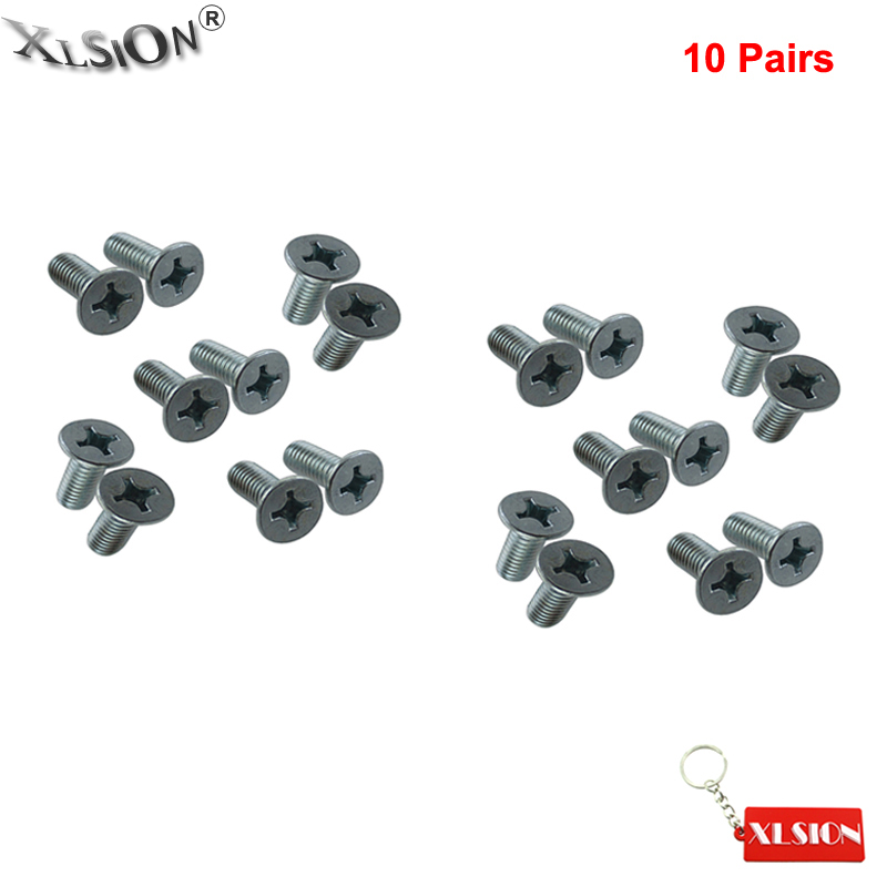 XLSION 10 Pairs Stator Mounting Plate Screws For Chinese