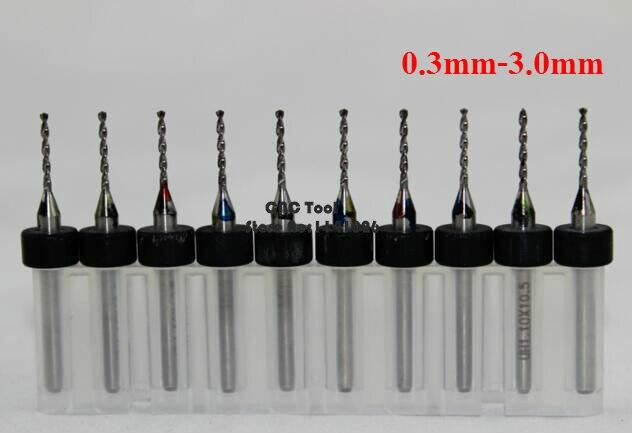 Import Carbide Pcb Drill Bits Print Circuit Board Mini Cnc Drilling