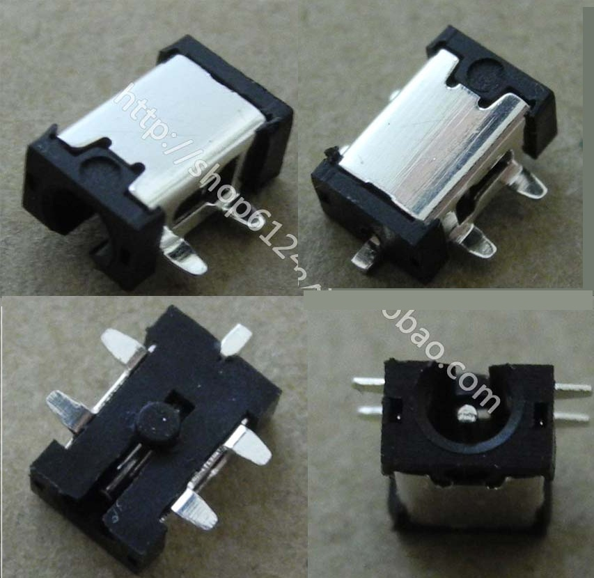 NEW DC Power Jack 0.7mm for Tablet PC netbooks 5 patch Charging Socket Power Connector Free Shipping