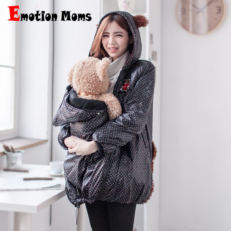 b8206c5d73107 ... Pregnant Women. Emotion Moms Winter Warm Plus Size Windproof Maternity  Coat Pregant Outwear Nursing Tops Maternity Clothes Jacket