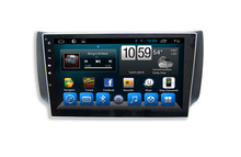 For in dash capacitive touch screen Quad core Nissan Sylphy car dvd player GPS with WiFI+FM/AM Radio+BT+Canbus+USB/SD+3G+ipod